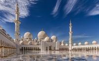 Мечеть шейха Зайда, Абу-Даби