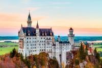 Замок Нойшванштайн, Германия