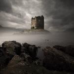 Замок Сталкер, Шотландия