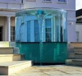 Фонтан-водоворот «Харибда». Сандерленд, Великобритания.