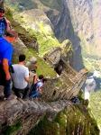 Лестница в небо. Мачу-Пикчу, Перу