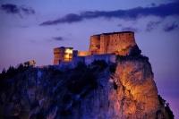 Замок Сан-Лео (замок Калиостро), Италия