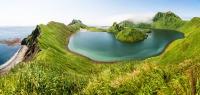 Остров Ушишир, Курильские острова, Россия