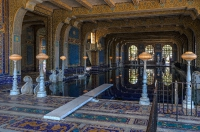 Hearst Castle. Roman Indoor Pool. California, USA