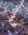 Село Сиракава-го, Япония