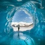 Ватнайёкюдль. Ледник в Исландии