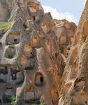 Пещерные поселения Каппадокии, Турция