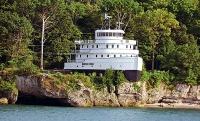 Необычный корабль-дом в Огайо, США