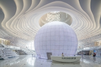 Tianjin Binhai Library, China