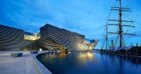 V&A Museum design in Dundee, Scotland